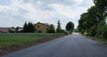 Przebudowa drogi powiatowej 1218 L