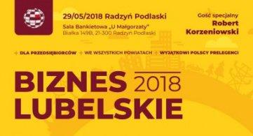 Robert Korzeniowski na spotkaniu z radzyńskimi przedsiębiorcami