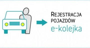 E-kolejka do rejestracji pojazdów
