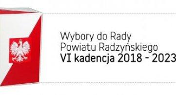 Wybory do Rady Powiatu w Radzyniu Podlaskim