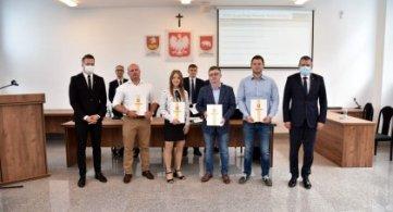 Nagrody Sportowe Starosty Radzyńskiego za osiągnięcia w 2020 r. przyznane!