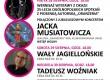"""Zapraszamy na 25. Ogólnopolskie Spotkania z Piosenką Autorską """"Oranżeria 2020"""""""